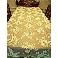 Tablecloths Rose Bouquet 52x70 Ivory Oxford House