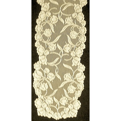 Table Runners Dutch Garden 14x36 Ivory Oxford House