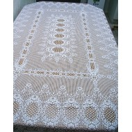 Tablecloths Valencia 60x84 White Oxford House