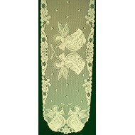 Table Runners Angels 14x52 Ivory Heritage Lace
