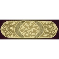Table Runner Jasmine 14x48 Antique Heritage Lace