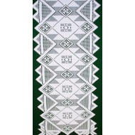 Table Runner Quilts 14x72 White Oxford HOuse