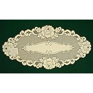 Doily Vintage Ecru 12 x 24 Set Of (2) Heritage Lace